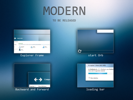 MODERN TO BE RELEASED by pedrocasoa