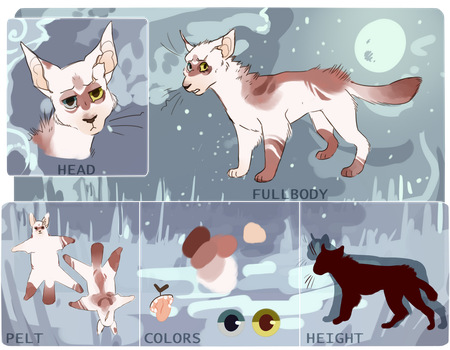 [CLOSED] [MINE] Brindille by Shayxy-s-adopts