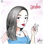 Andie by Mine-chan28