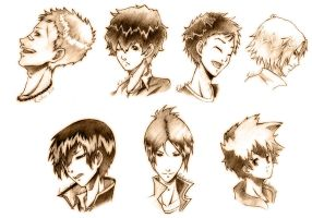 KHR: The Vongola by Keilis
