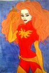 Fire and life by Estelior