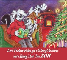 Merry XMas 2010... by Lord-Foxhole