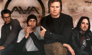 Angels And Airwaves by WhispyWood