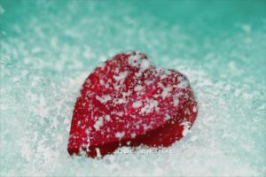 :: Cold heart :: by Liek