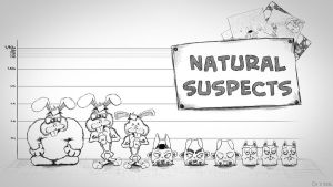 natural suspects by metinisci