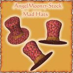 Mad Hats by AngelMoon17