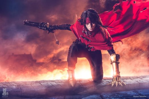 Vincent Valentine Crossplay by AlysonTabbitha