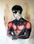 Nightwing by Angelina-W