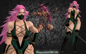 Poison Jade by DragonLord720