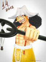 Happy Birthday Usopp by TaiyoHisakawa