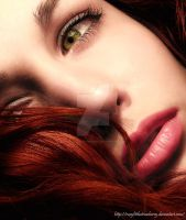 .::Red Blooded Woman::. by RuxyLittleStrawberry