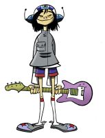 Noodle, old style 8D by Bliss-23