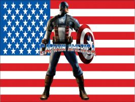 Captain America movie wp 2 by SWFan1977