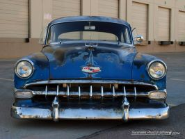 Ol Chevy Blues by Swanee3
