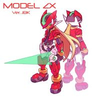 MODEL ZX Ver. JBK by KenshinGumi559