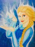 Ice Queen by Rene-L