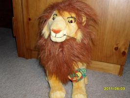 1994 Applause Simba plush by Nostalgic90s