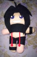 NEW WRATH PLUSHIE by VioletLunchell