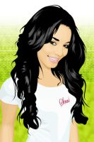 Vanessa Hudgens by flyescape
