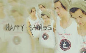Harry Styles Wallpaper by rahrahmonster