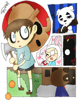 FA - Terrible Secrets of AC by Ruhianna