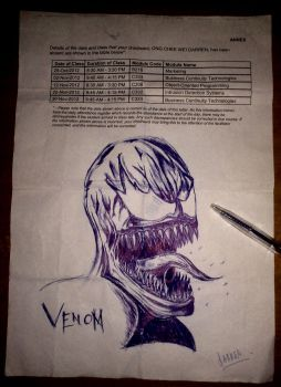 VENOM by Cryogonal