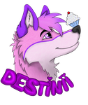 Destinii Badge by Angelwolf92