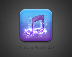 Music is Power 2.0 by luisperu9