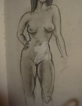 Nude by alexandrabehn