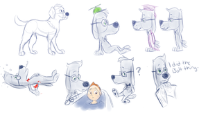 peabs sketches by What-The-WABAC