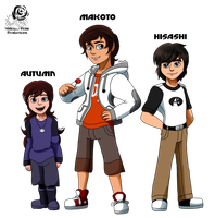 BH6: The Hamada Herd by Aileen-Rose