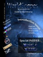 Worldscapes Issue 1 by AngelicEmpyress
