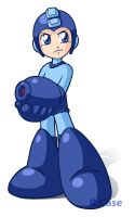 Rockman by rongs1234