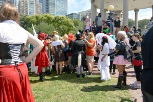 2014 Cosplay Picnic On the Common 6 by Miss-Tbones