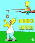 Hunger Games by Gulliver63