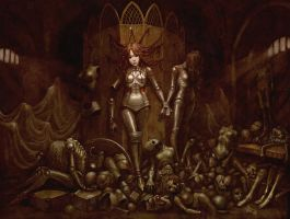 Lament of the Broken by Xeeming