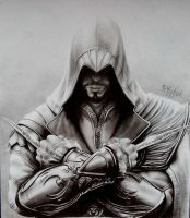 Assassin's creed by Djudjicka97