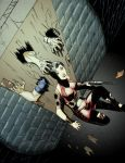 Resident Evil Panel 4 Colored by Ari-Spike-Nadelman