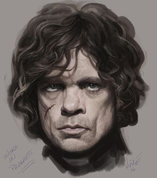 Tyrion by TheArtofAir