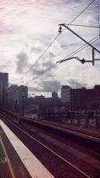 milsons point station by artddicted