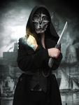 Cosplay Corvo Attano, Dishonored by TheAdelhide