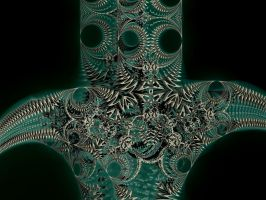Green Owls by Oxnot