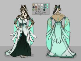 Queen Kellas Design Contest Entry by ReaperClamp