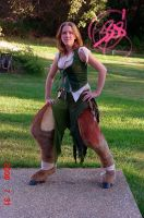 Faun Costume by Magpieb0nes