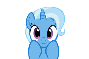 really cute trixie by kuren247