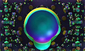Trippy Blobs by GrahamSym
