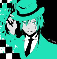 Perry the Platypus_Human Version_ Cool by Taotaka