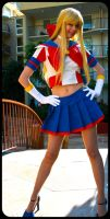Sailor V by gamefan23