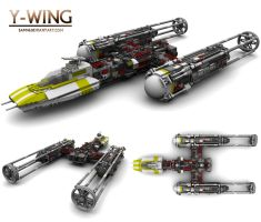 Y-Wing by sam46