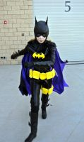 Batgirl: Out Of Time by kay-sama